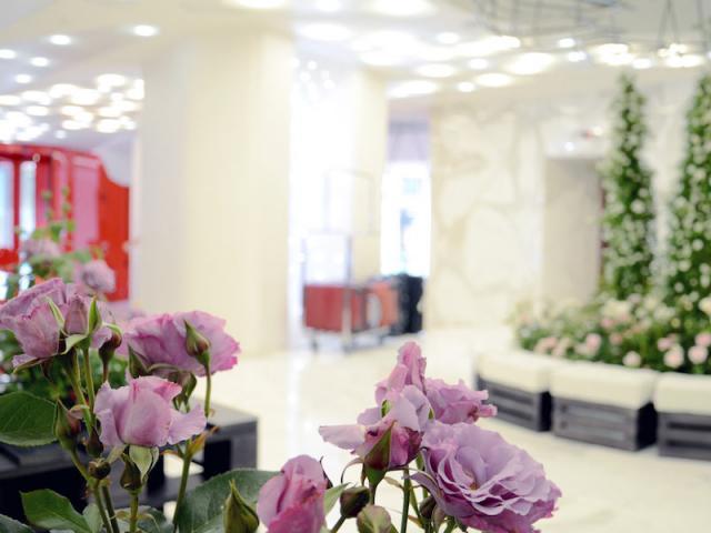 Il lusso antico delle Rose 4