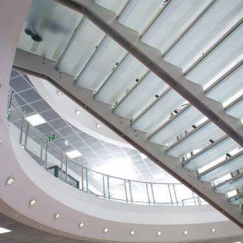 Ristrutturazione Bren Center