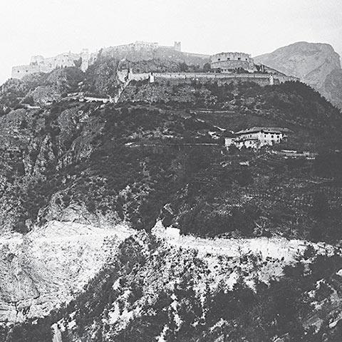 Recupero di Castel Beseno (XII sec.)