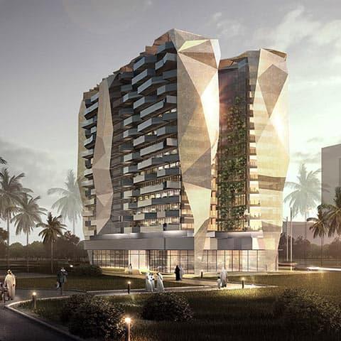 Architetture per la residenza e l'ospitalità