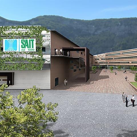 Nuova sede logistico-amministrativa Sait-Coop
