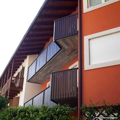 Multi-storey houses