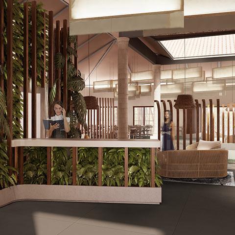 Resort for Eco Habitat
